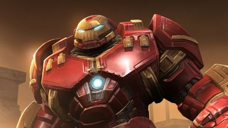 Marvel Contest of Champions: Hulkbuster