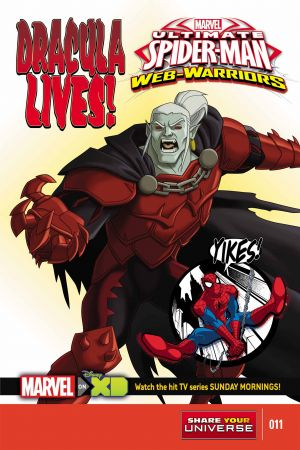 MARVEL UNIVERSE ULTIMATE SPIDER-MAN: WEB WARRIORS (2014) #11
