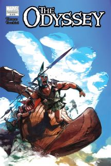 Marvel Illustrated: The Odyssey #6