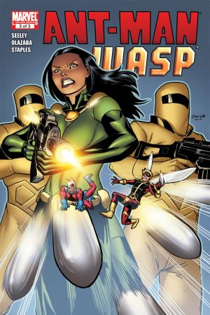 Ant-Man & the Wasp (2010) #3