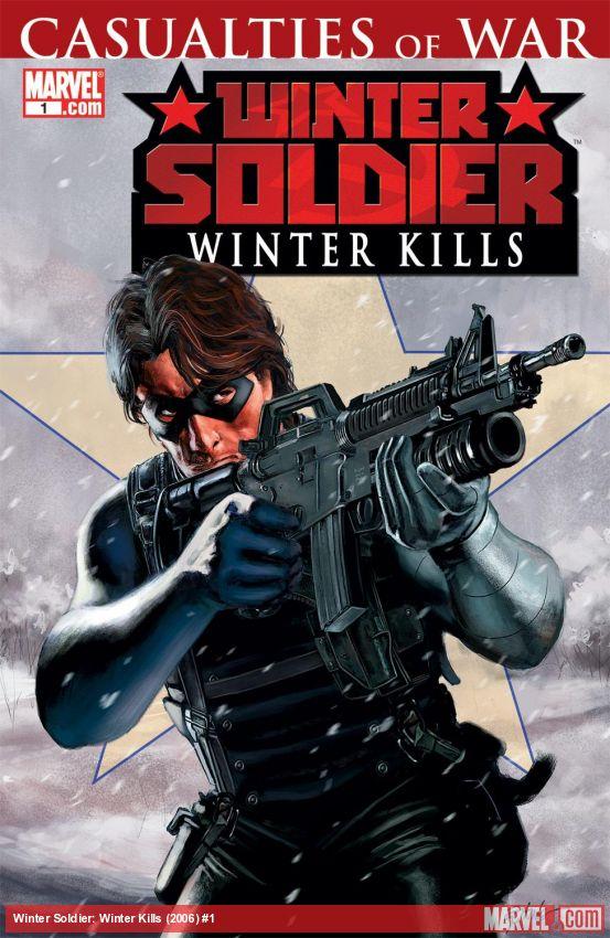 Winter Soldier: Winter Kills (2006) #1