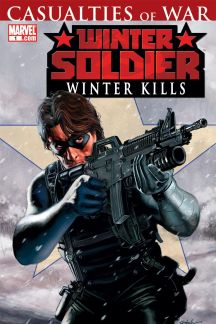 Winter Soldier: Winter Kills #1
