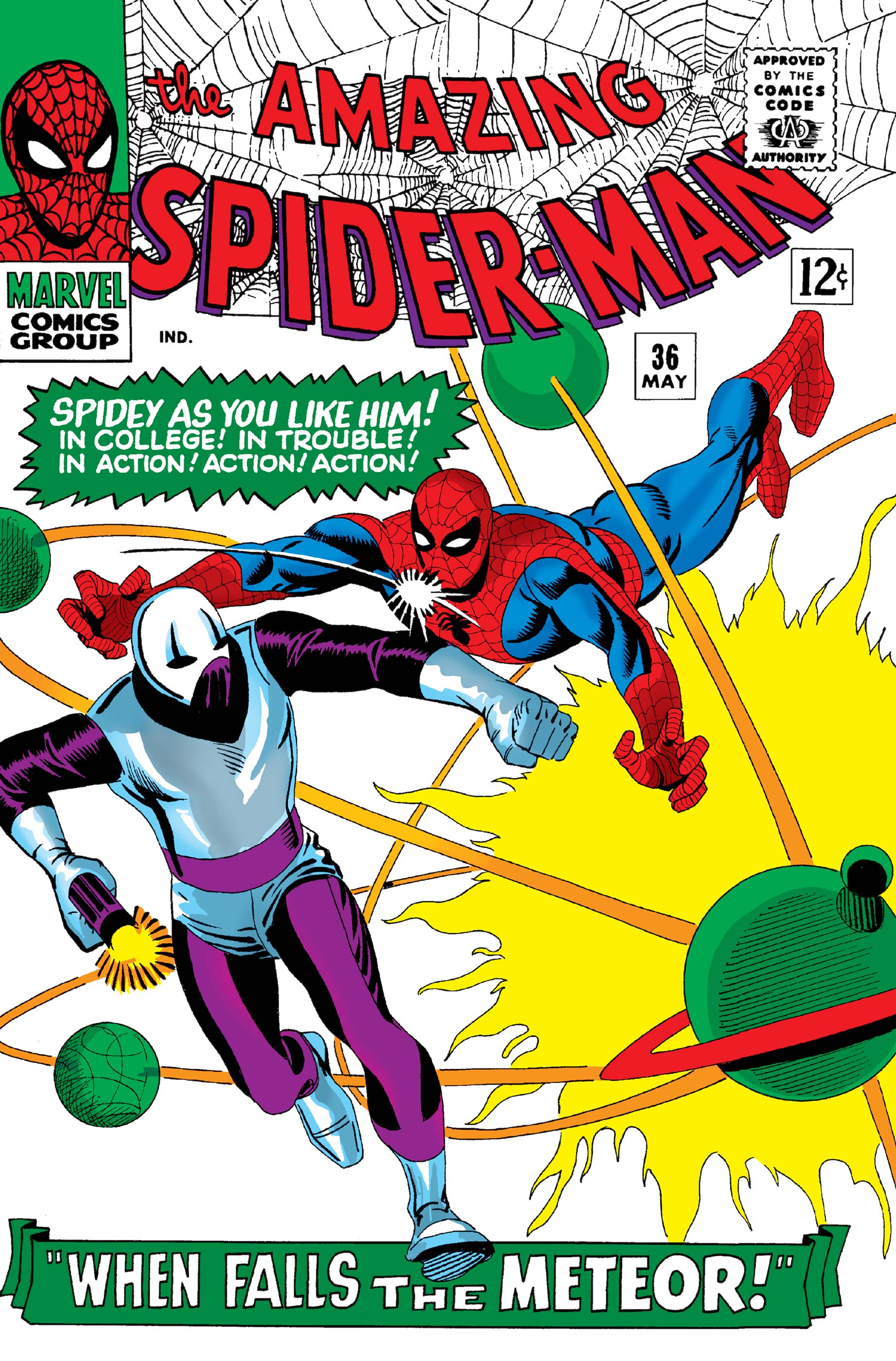 The Amazing Spider-Man (1963) #36