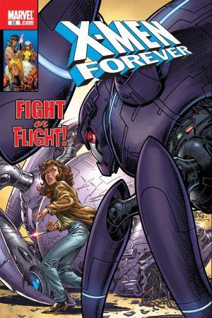 X-Men Forever (2009) #22