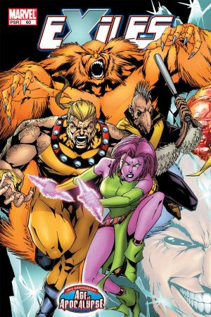 Exiles Vol. 10: Age of Apocalypse (Trade Paperback)