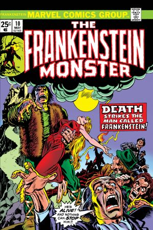Frankenstein #10