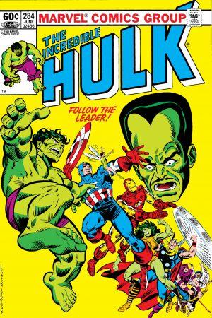 Incredible Hulk (1962) #284