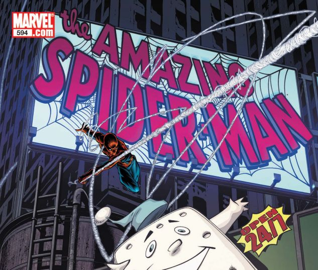 Amazing Spider-Man (1999) #594