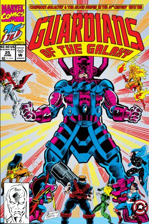 Guardians of the Galaxy (1990) #25