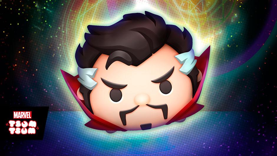The Sorcerer Supreme Takes on Marvel Tsum Tsum