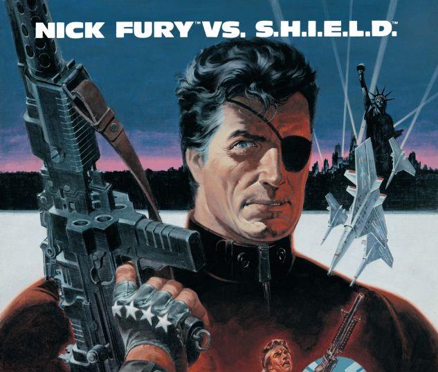 Nick Fury VS. S.H.I.E.L.D. (1988) #1