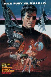 Nick Fury Vs. S.H.I.E.L.D. #1