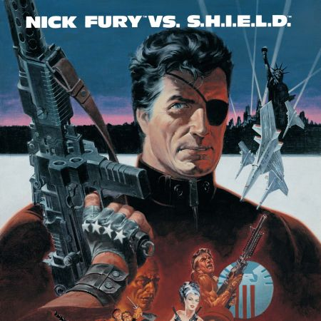Nick Fury VS. S.H.I.E.L.D. (1988) #1