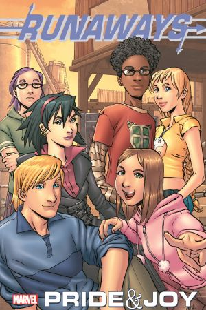 Runaways Volume 1: Pride & Joy (Trade Paperback)