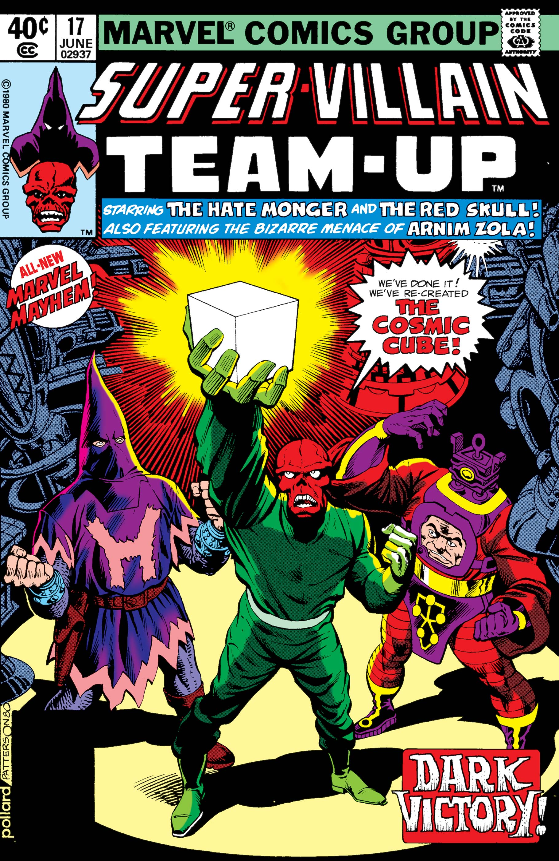 Super-Villain Team-Up (1975) #17