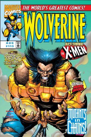 Wolverine #115