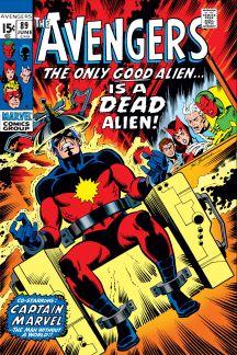 marvel comics kree skrull war