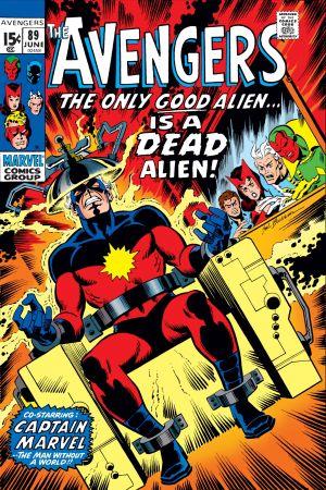 Avengers #89