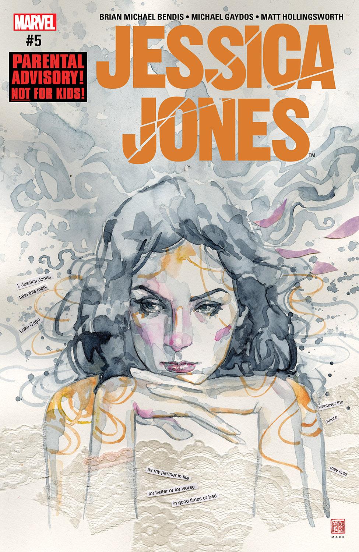 Jessica Jones (2016) #5
