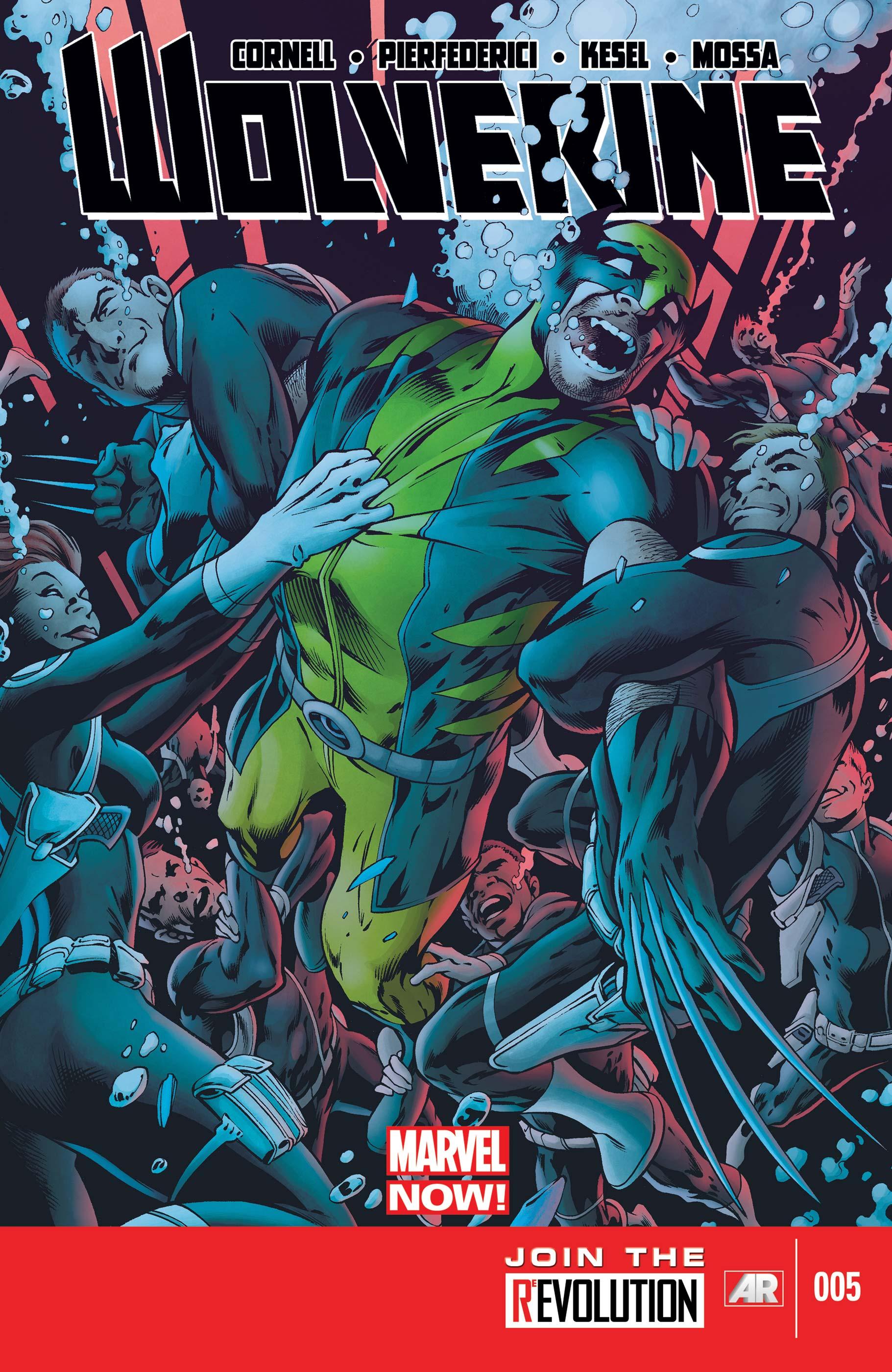 Wolverine (2013) #5