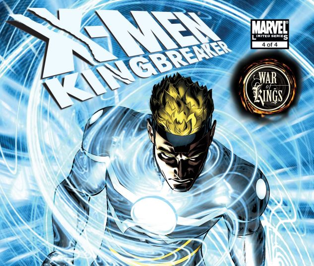 X-Men: Kingbreaker (2008) #4