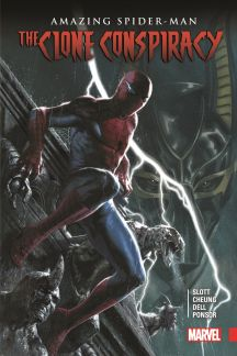 Amazing Spider-Man: The Clone Conspiracy (Hardcover)