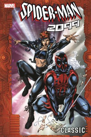 Spider-Man 2099 Classic Vol. 4 (Trade Paperback)