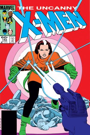 Uncanny X-Men #182