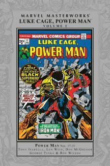 Marvel Masterworks: Luke Cage, Power Man Vol. 2 (Hardcover)