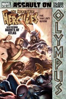 Incredible Hercules #141