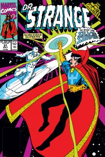 Doctor Strange, Sorcerer Supreme #31