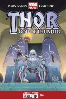 Thor: God of Thunder (2012) #4