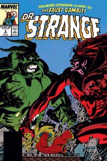 Doctor Strange, Sorcerer Supreme (1988) #8