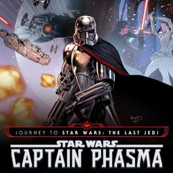 Journey to Star Wars: The Last Jedi - Captain Phasma