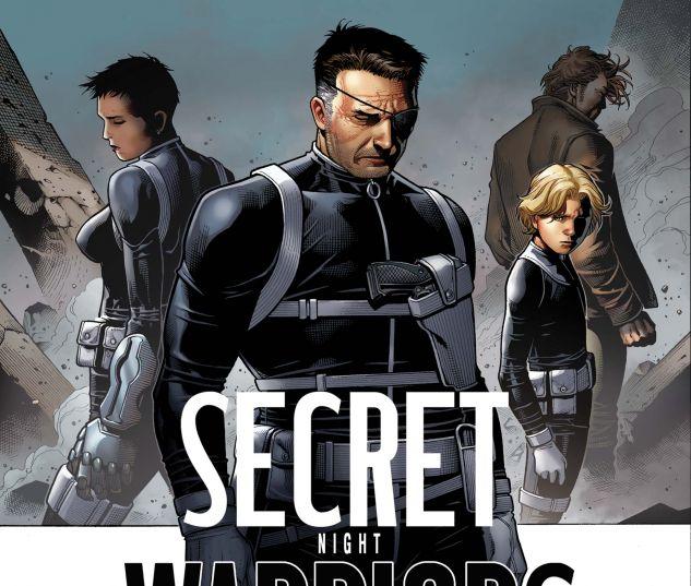 SECRET WARRIORS (2008) #20