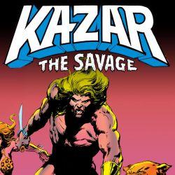 Ka-Zar the Savage (1981 - 1984)