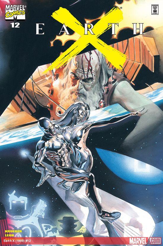 Earth X (1999) #12