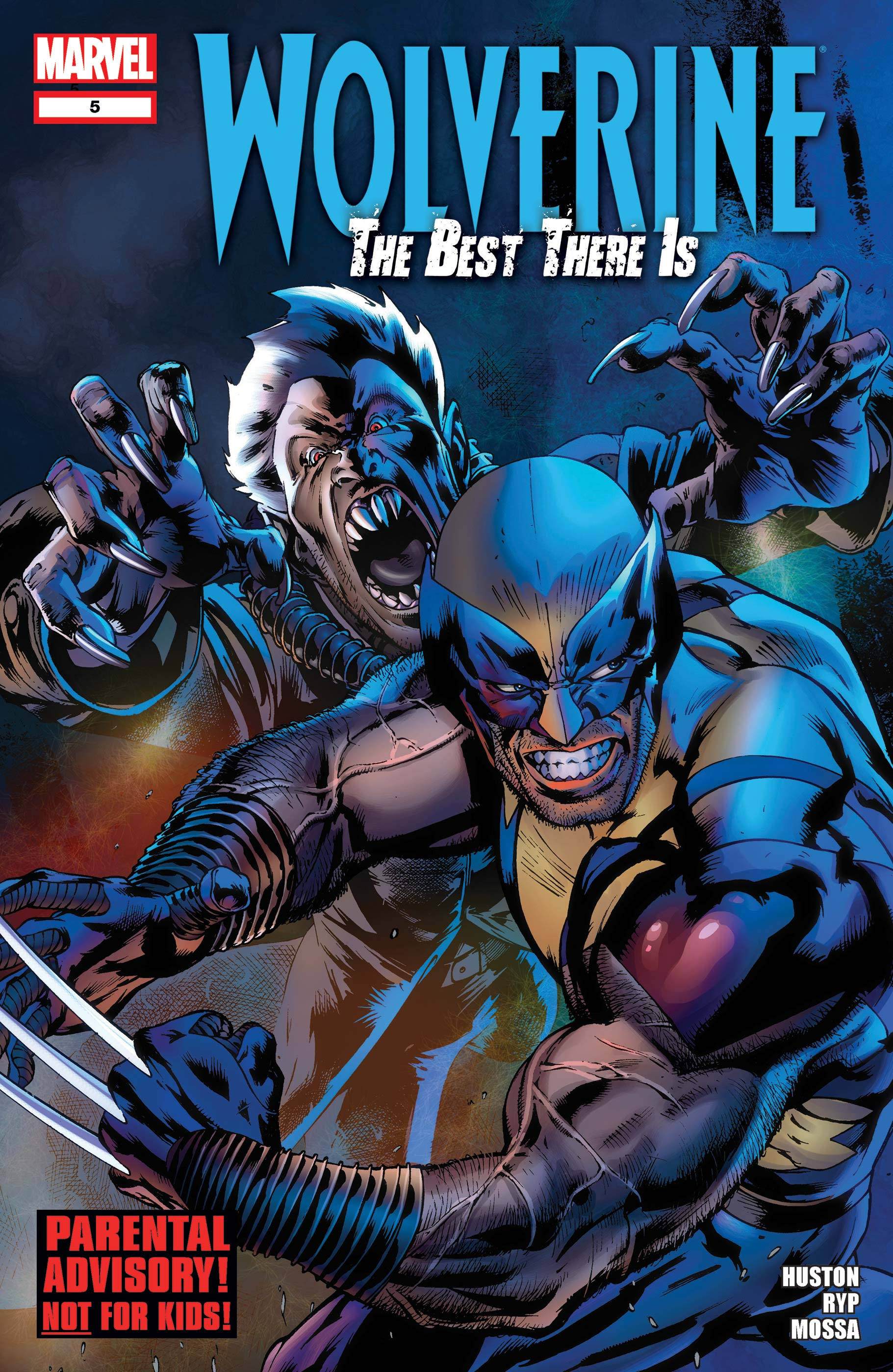 Wolverine: The Best There Is (2010) #5