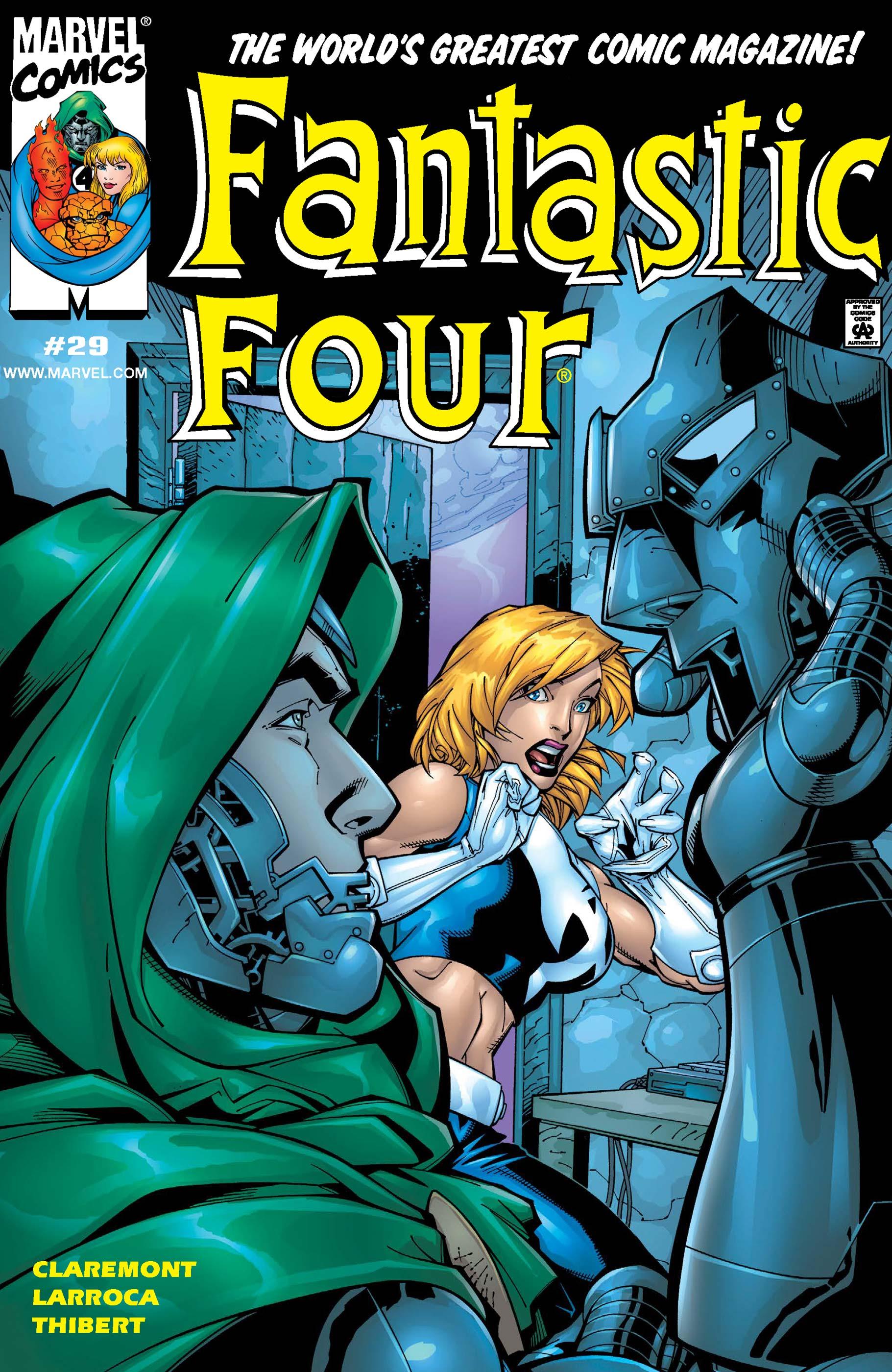 Fantastic Four (1998) #29