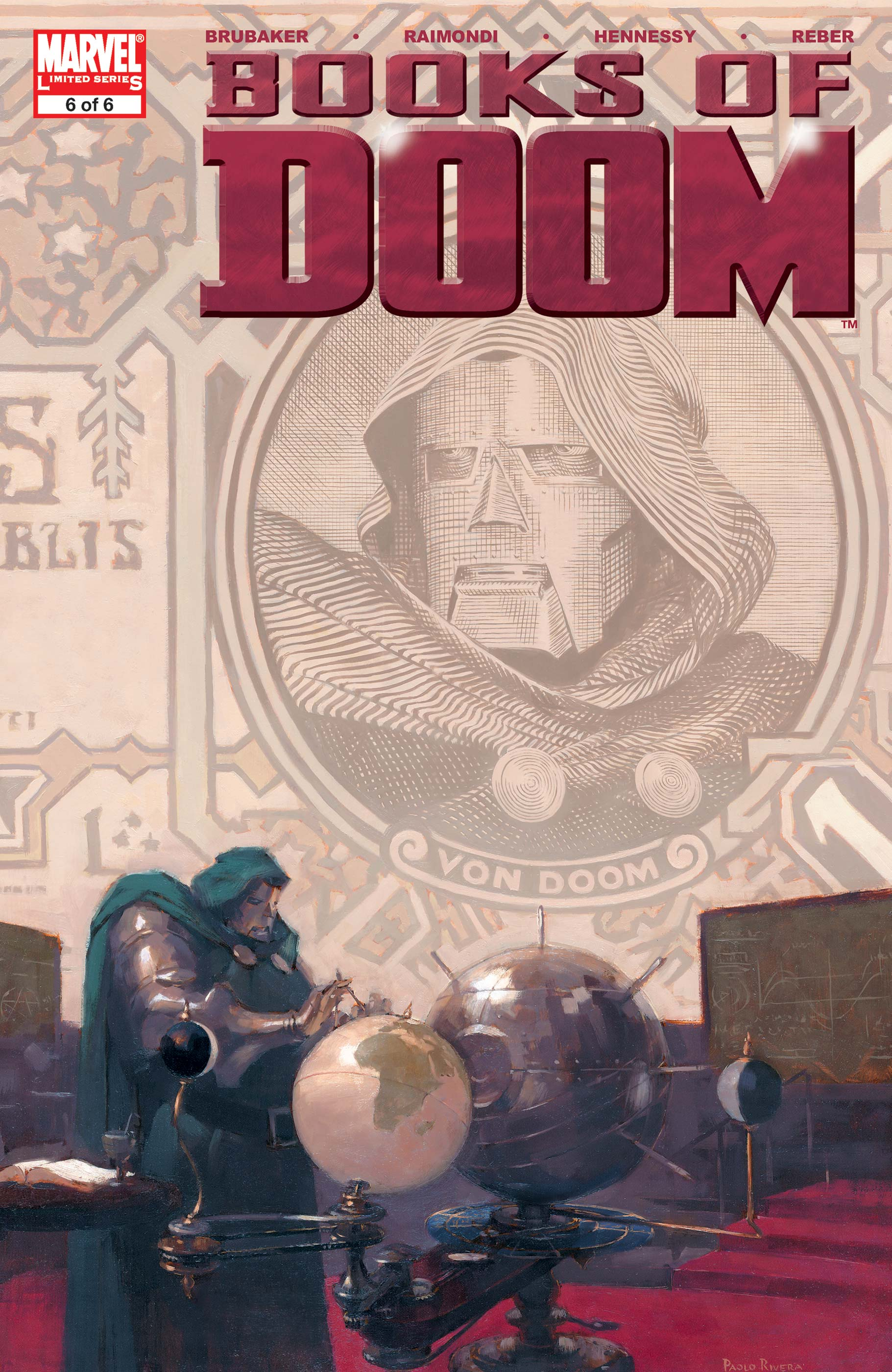 Books of Doom (2005) #6
