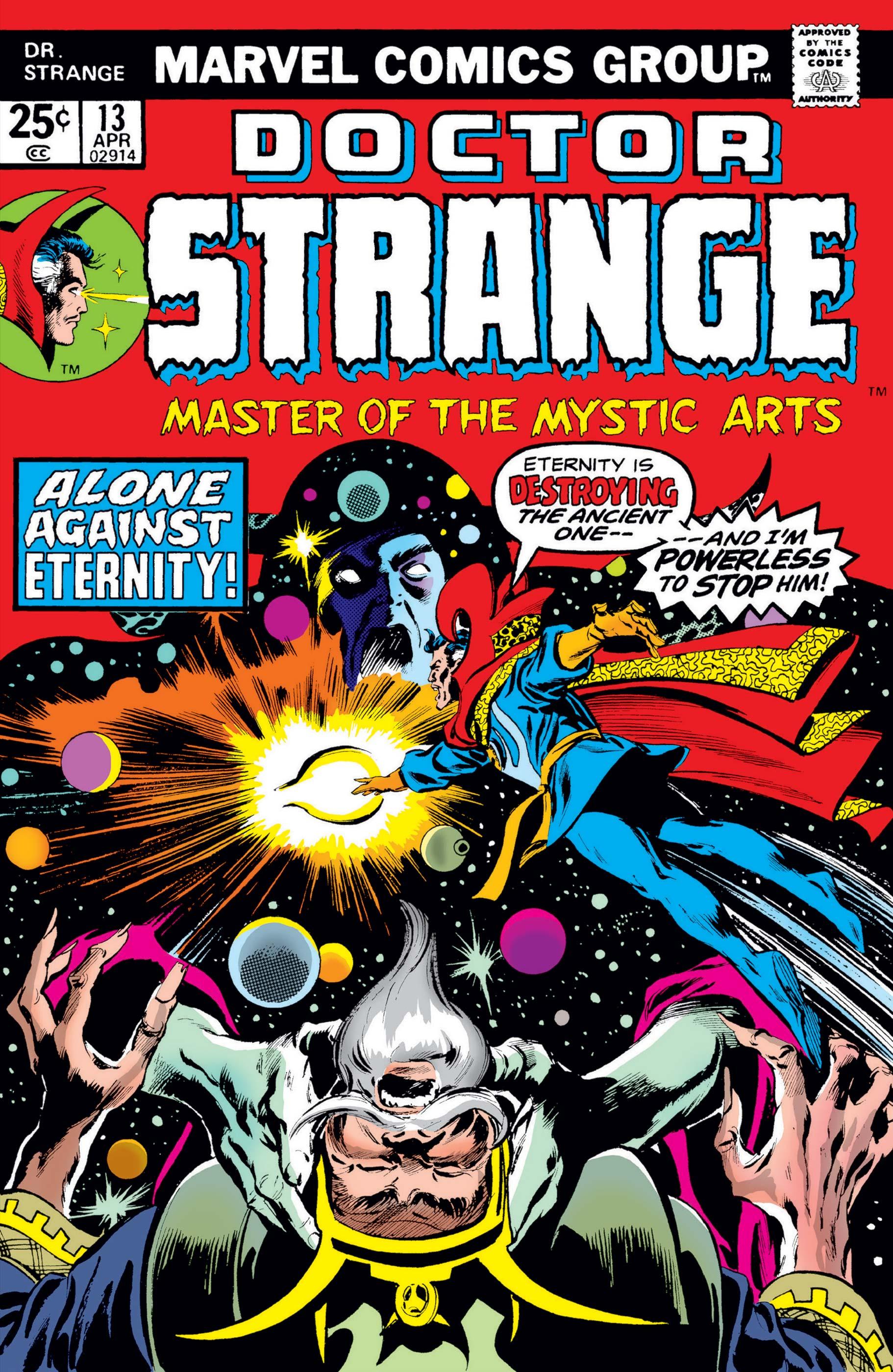 Doctor Strange (1974) #13