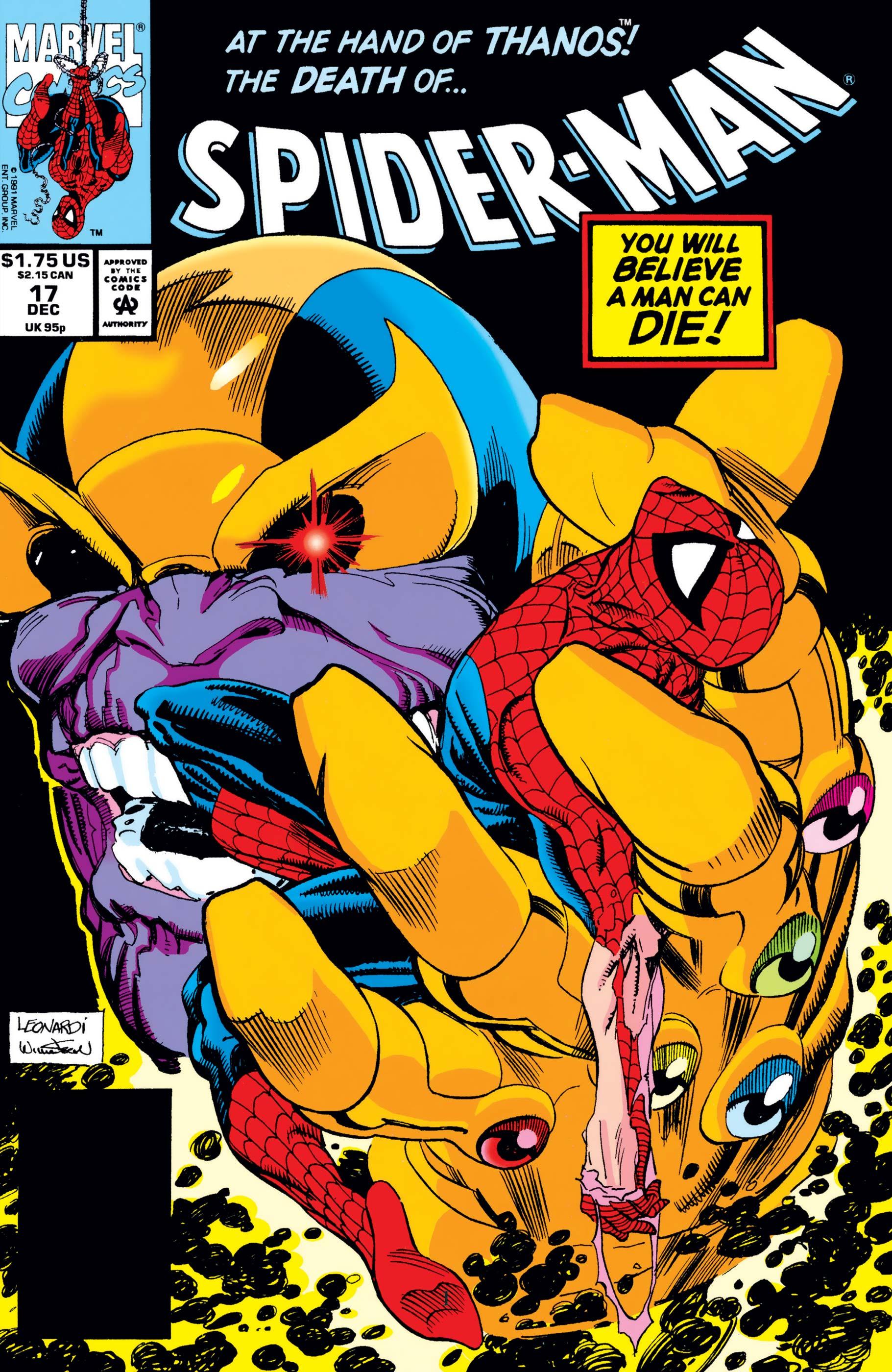 Spider-Man (1990) #17