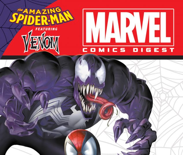 cover from MARVEL COMICS DIGEST STARRING THE AMAZING SPIDER-MAN VOL. 2 DIGEST (2018) #2