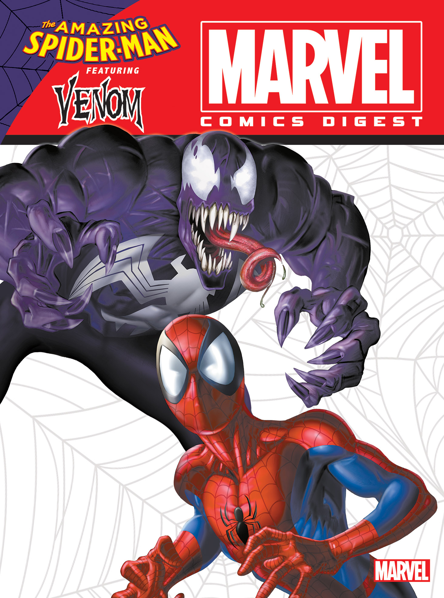 Marvel Comics Starring the Amazing Spider-Man Vol. 2 (Archie) (Digest)