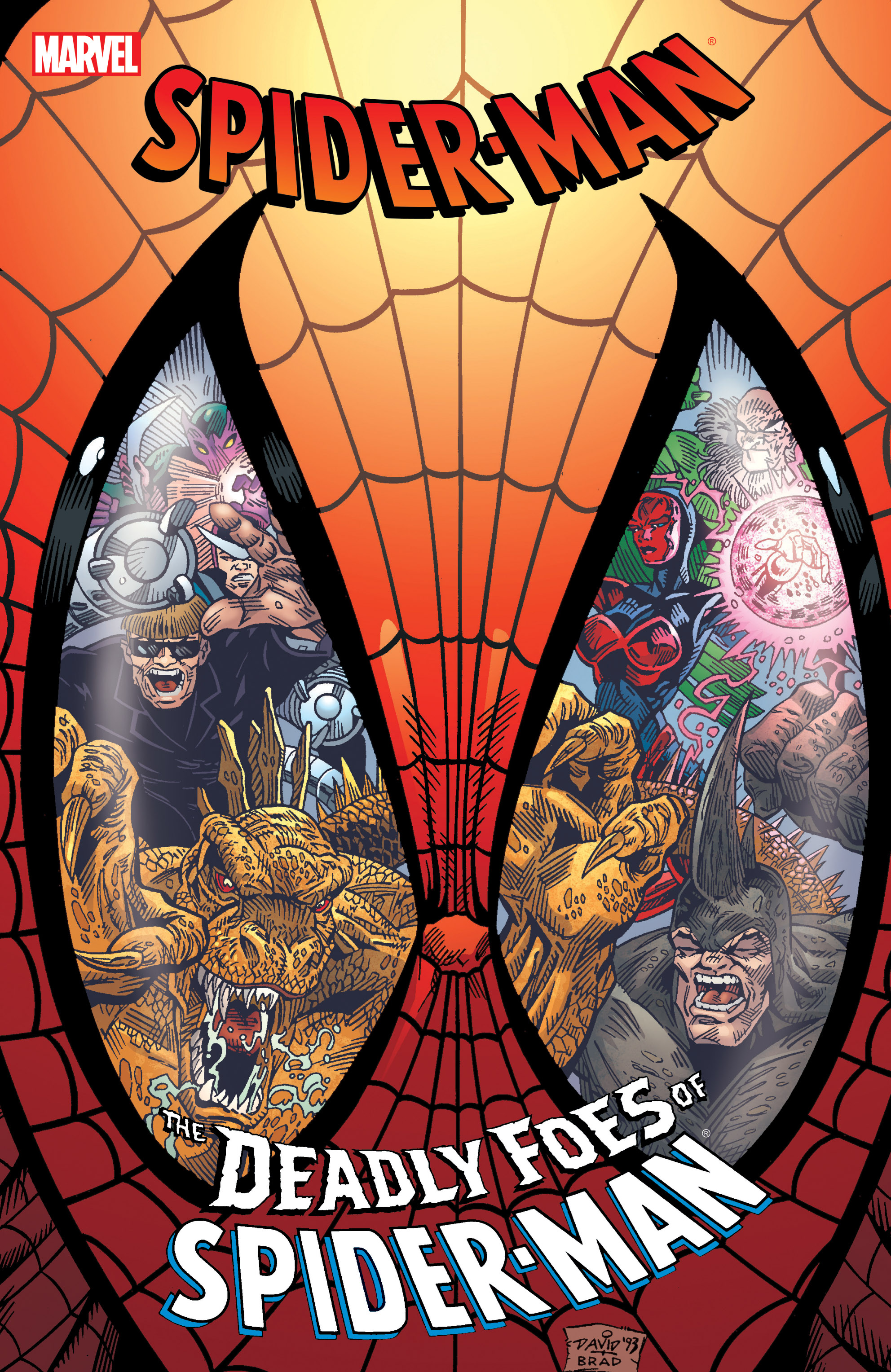 Spider-Man: Deadly Foes of Spider-Man (Trade Paperback)