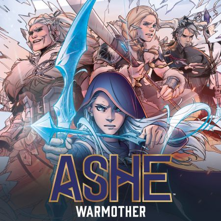 League of Legends: Ashe - Warmother Special Edition (2018 - 2019)