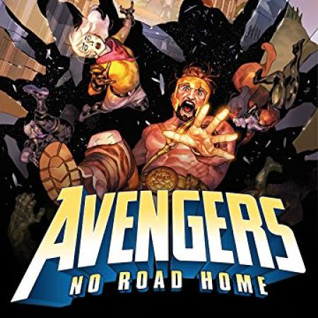 Avengers No Road Home (2019)