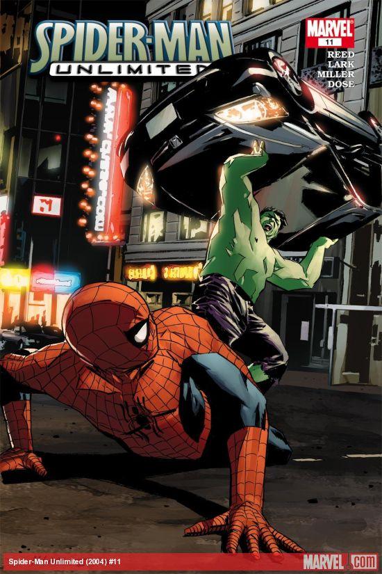 Spider-Man Unlimited (2004) #11