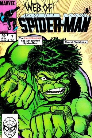 Web of Spider-Man (1985) #7