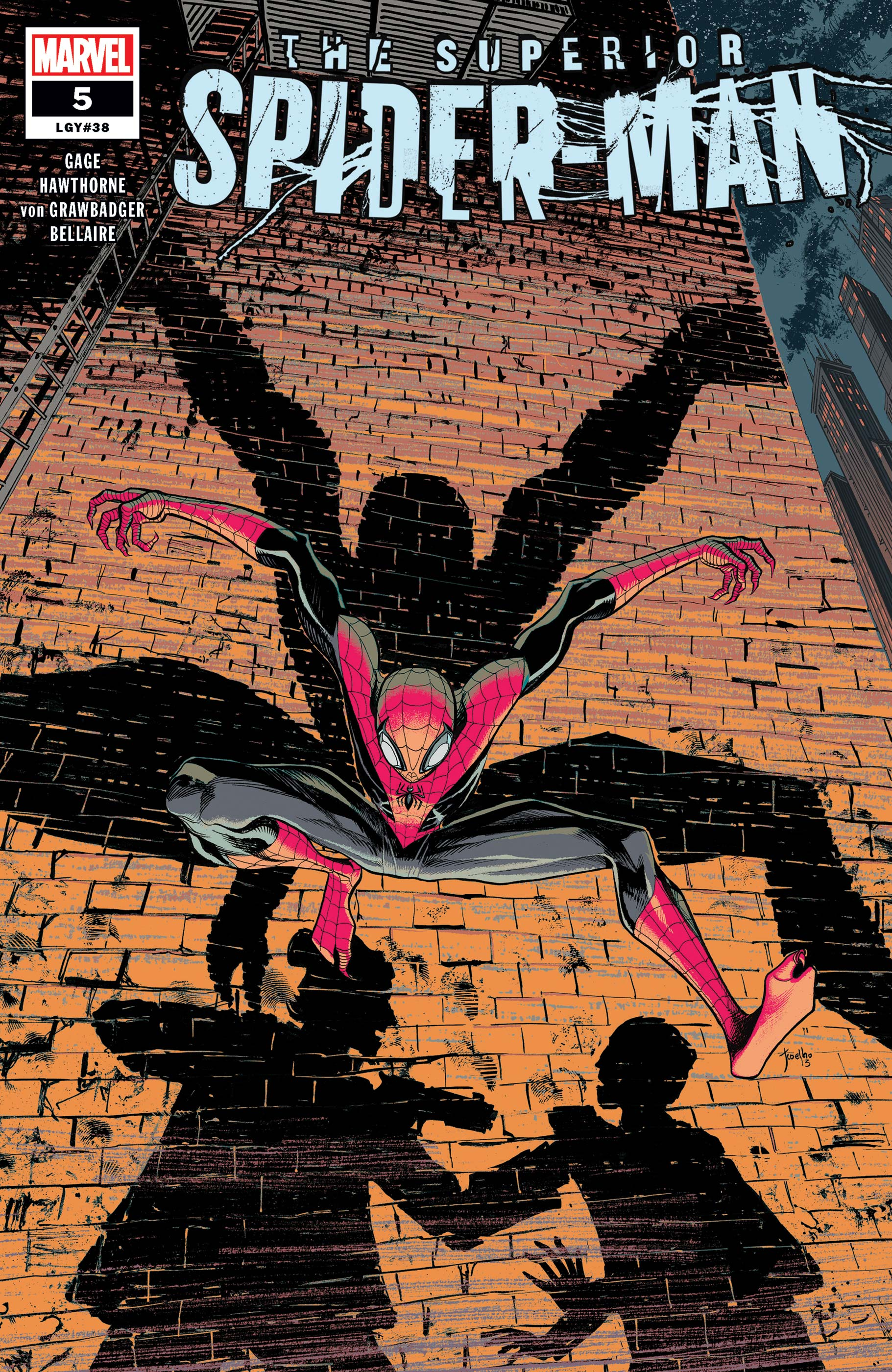Superior Spider-Man (2018) #5